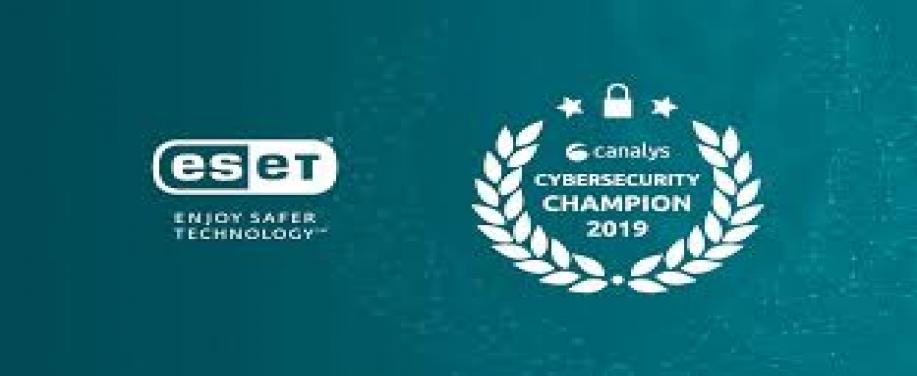 Eset Champion Cybersecurity Leardership Matrix 2019