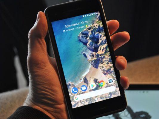 Google Will Unveil Its Next Pixel Smartphone