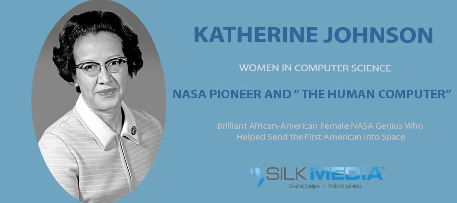 Katherine Johnson_Most Powerful Women in Computer Science