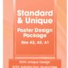 A3 A2 A1 Standard Poster Design_by Silkmedia.com.au_1
