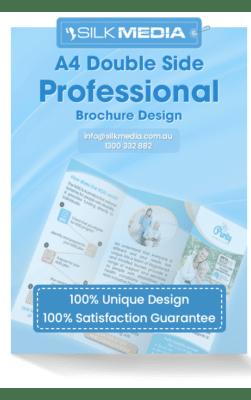 A4 double side brochure design_by Silkmedia.com.au