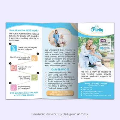 Brochure Design_Purity Disability_By Silkmedia.com_3