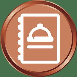 Bronze Menu Design_silk media web services