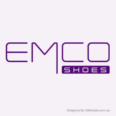 EMCO Shoes Logo_designed by Silkmedia.com.au_02