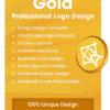 Logo Design Gold Package_designed by silkmedia.com.au