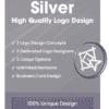 Logo Design Silver Package_designed by silkmedia.com.au