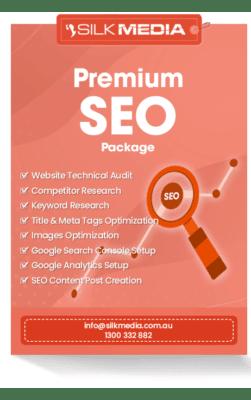 SEO Premium Package_designed by silkmedia.com.au