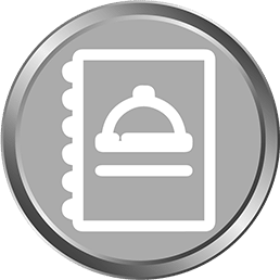 Silver Menu Design_silk media web services