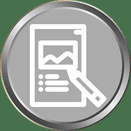 Silver Poster Design_silk media web services